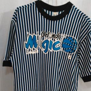 Orlando Magic Athletic Team Sport Tee Shirt (XL)